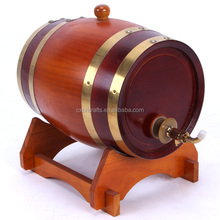 Hot Sale Custom oak wooden wine barrels wholesale