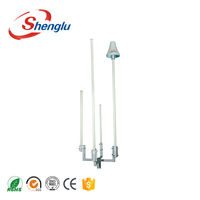 High quality 1090Mhz gsm base station antenna omnidirectional fiberglass wifi outdoor antenna