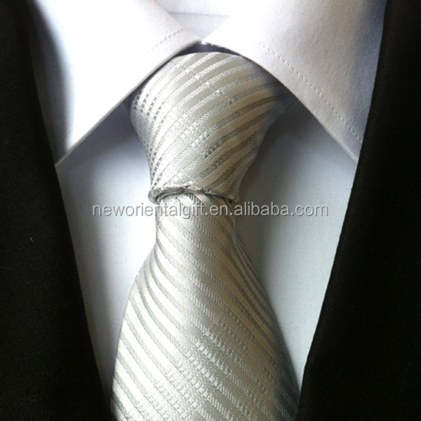 Champagne Wedding Neck Ties