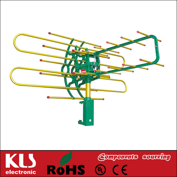 Good quality 360 degree tv antenna UL CE ROHS 074 KLS