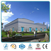 Steel Structure warehouse layout design plant,metal dome structure