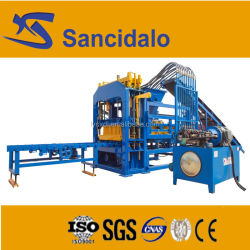 2014 super low cost ! Hydraulic concrete block machine QT4-15