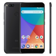 5.5 inch Android Phones 4G Xiaomi Mi A1, 4GB+32GB, Global Official Version with Dual Back Cameras