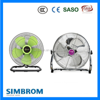 floor standing industrial fan plastic exhaust fan