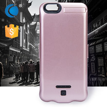 Factory price 10000mah battery charger case for iphone 7 battery case