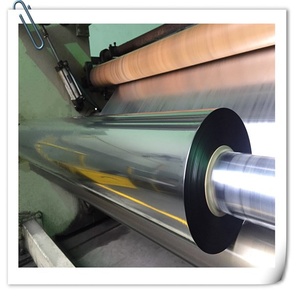 Metalized PET Film and Aluminum Foil with PE Coating for Packaging