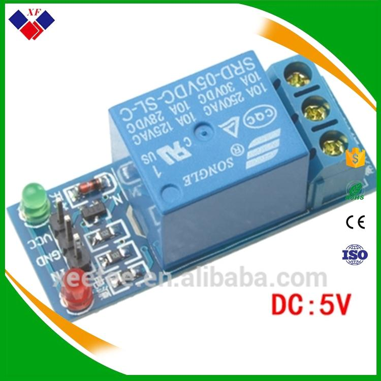 5V 1 Channel Relay Module with Optocoupler For PIC AVR DSP ARM Arduino