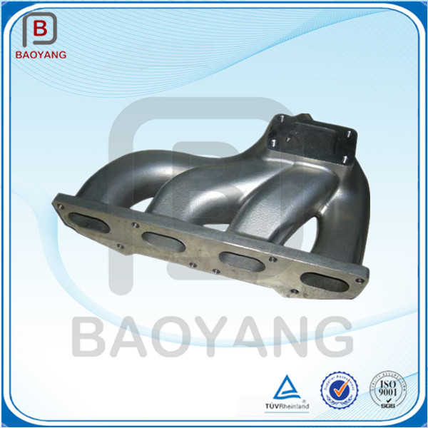 Oem spheroidal graphite cast iron resin sand casting for car parts
