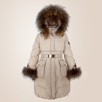 Children's outdoor fashion thermal coat