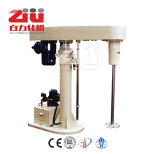 industrial paint mixing equipment dispersion mixer high speed dissolver