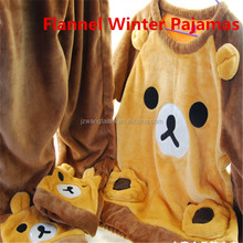 100% Cotton Printed Flannel Pajama Fabrics Made In China
