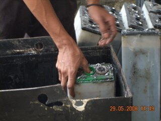 Battery Reconditions, Forklift Battery