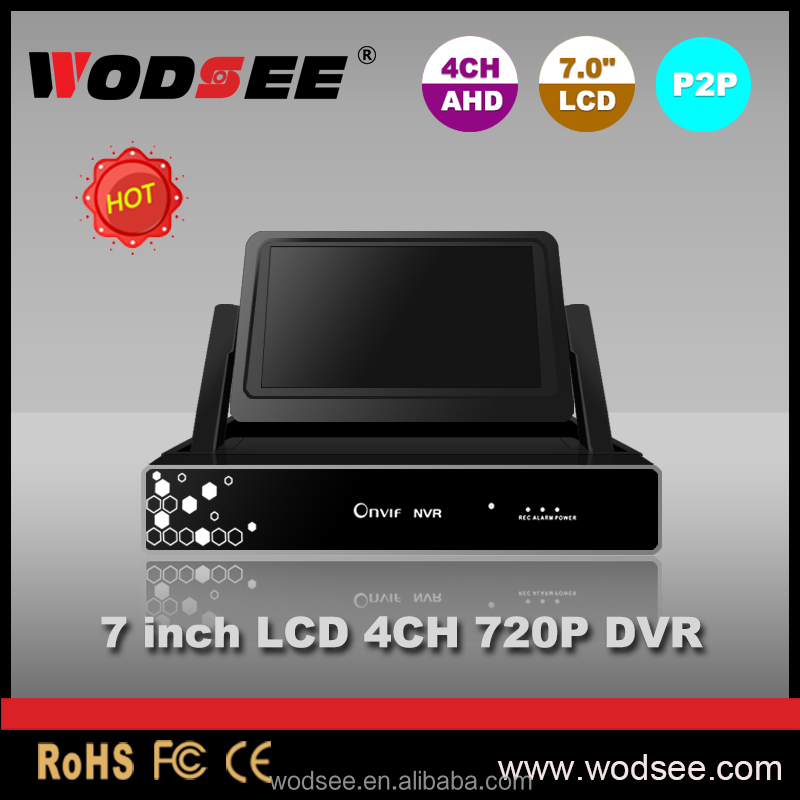 WODSEE ahd cctv 1080p dvr 4 channel h 264 dvr admin password reset