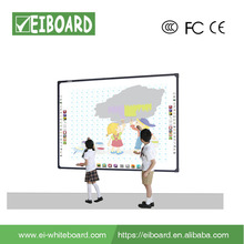 Educational cheap smart fancy white board with grid lines