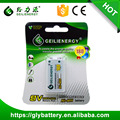 Geilienergy Factory Price 180mah 9V Nimh Rechargeable Battery Made In China