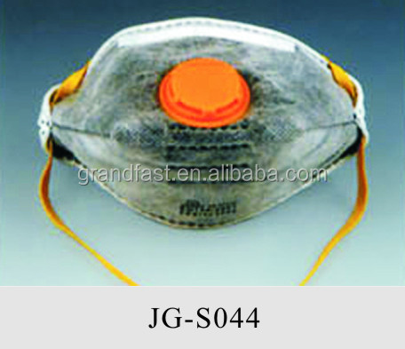 Disposable Dust Mask With Carbon with valve