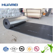 Huamei Class 1 Rubber Foam Board Insulation Backed With Aluminum Foil