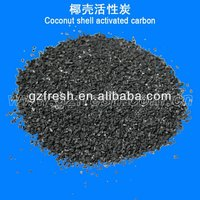 coconut activated carbon/coconut charcoal for sale