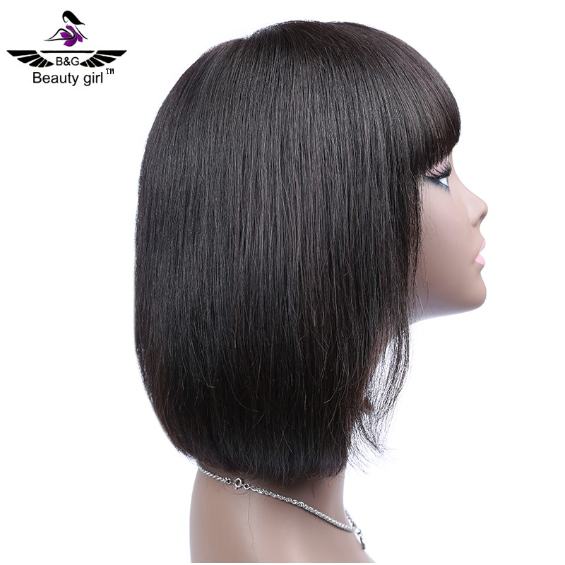 High quality asian women hair wig perucas pixie cut short full lace wig