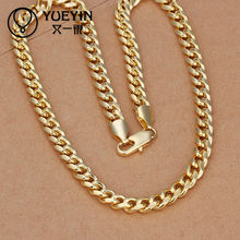 2014 wholesale alibaba jewelry gold plated chain