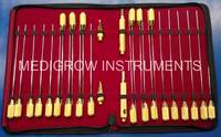 liposuction instruments