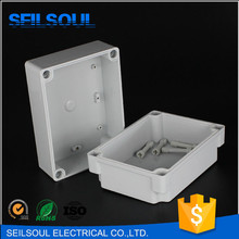 Seilsoul 175*125*100 IP67 waterproof underground electrical pvc junction box