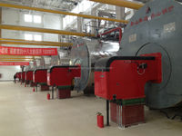 Gas /oil Steam boiler 20ton/hr for mixing plant