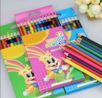 new product colorful pencil pen/new promotion ball pen/school supply stationery pencil pen with samples free
