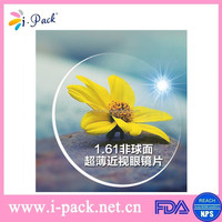China supplier oem corrective blended bifocal optical lenses