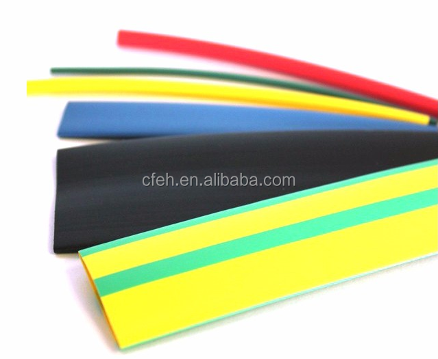 high voltage busbar heat shrink tube
