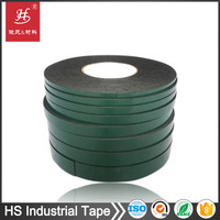 5 days delivery time ! Double sided adhesive round PE foam sealant tape