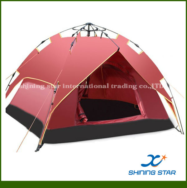 3-4 person double layer camping tent XTS3043