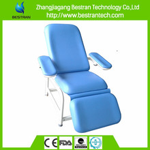 BT-DN008 CE approved manual height adjustable medical recliner