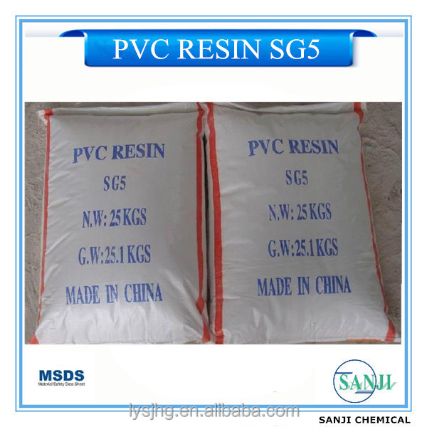 Polyvinyl chloride PVC resin for PVC fibers