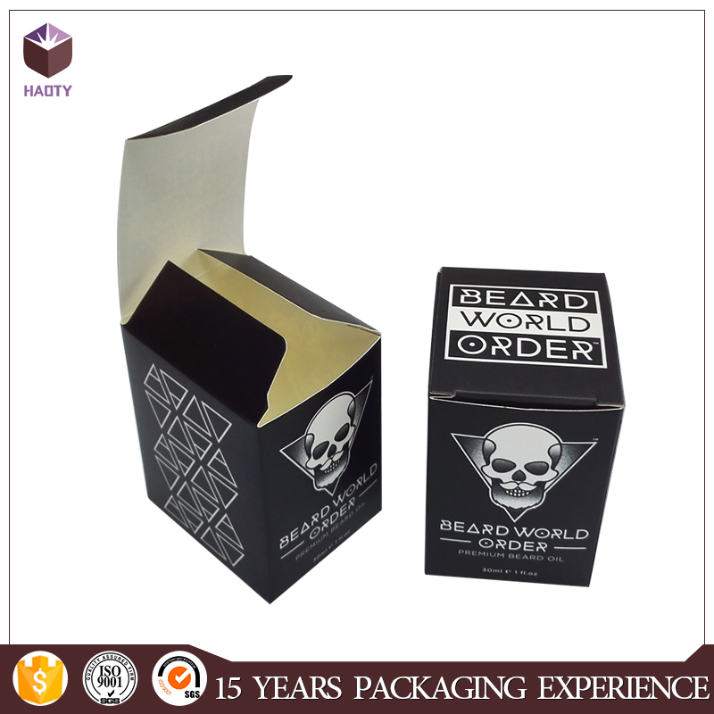 Elegant cheap essential oil packaging boxes