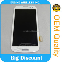 mobile phone spare parts for samsung galaxy s3 lcd