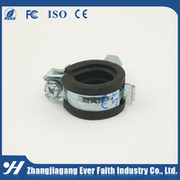 High Qulity Steel Rubber Rod Clamp