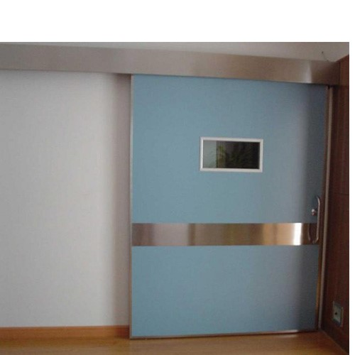 FLX-009 hospital automatic sliding hermetic door for hospital and laboratory