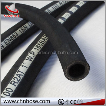 New products hydraulic rubber hose SAE100 R1/EN853 1SN