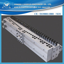 Wood plastic extruder/sheet extrusion line/WPC foam board making machine