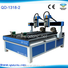 cnc wood router for living room furniture products made in china QD-1318-2 skype:qdcnc09