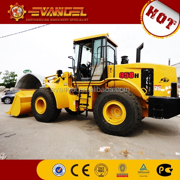 tractor loaders chenggong 958 Used Mini Wheel Loader For Sale with cheap price
