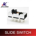 8pins power 3 Position SLIDE SWITCH