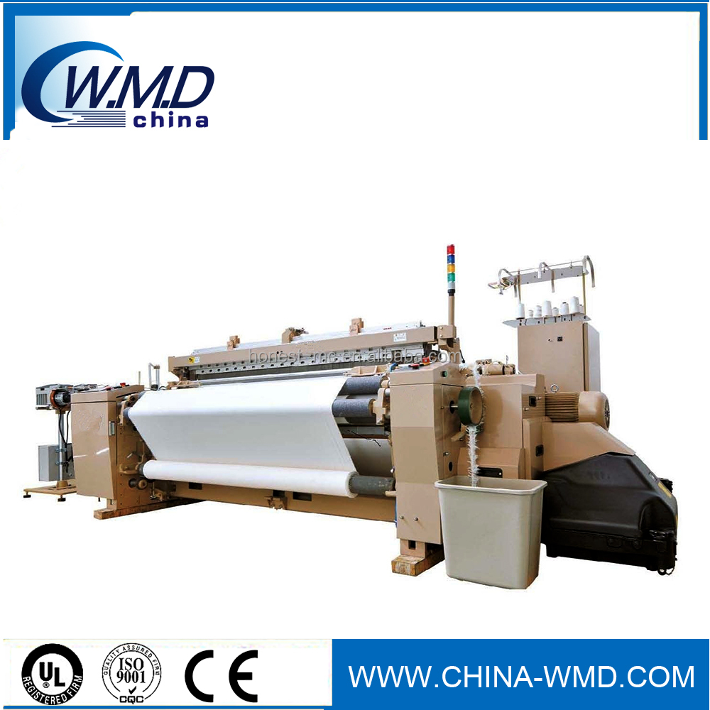 best price textile weaving machine air jet loom for cotton