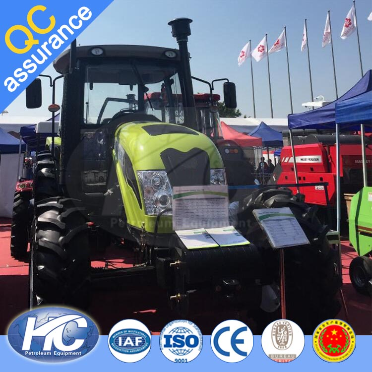 Good Priced Power Trailer Tractor with Air Conditioner to South Africa