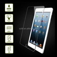 Factory best price anti broken antiscratch 9H 0.26mm tempered glass screen protector for 7 inch tablet