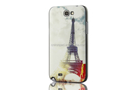 Ultra slim PC hard shell painting case for Samsung N7100