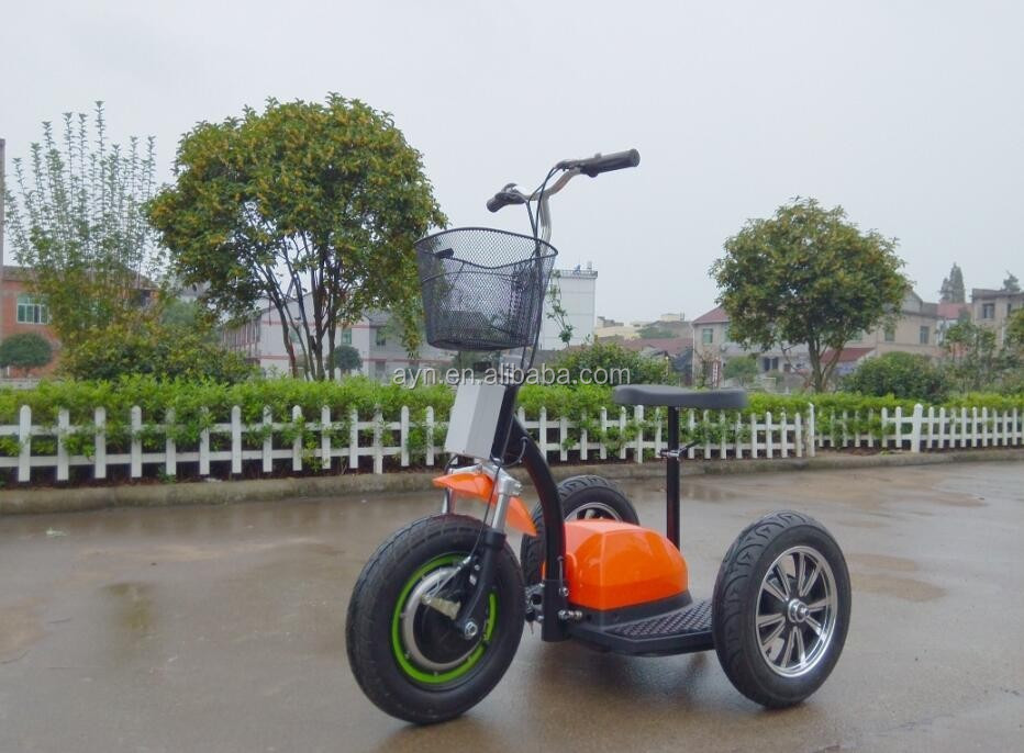 adult electric 3 wheel scooter motor 2016 china zapp scooter 36v/48v 3 wheel handicapped