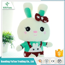 lovely plush doll for baby