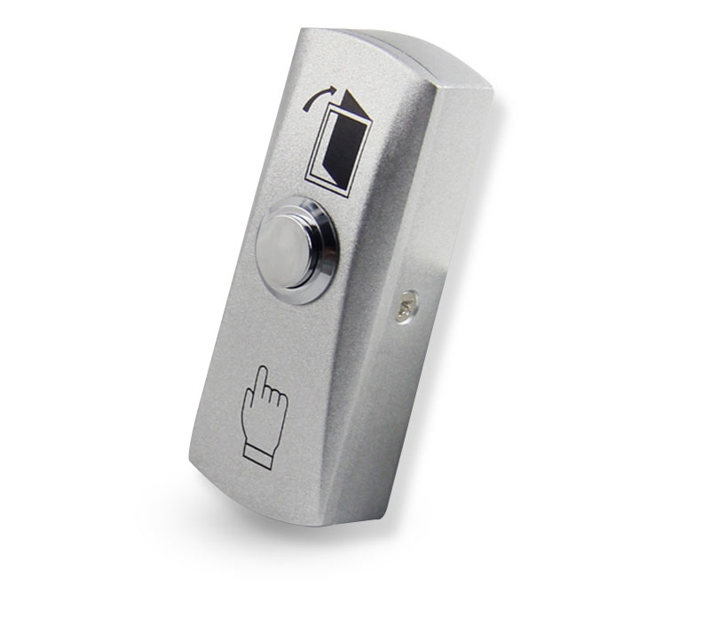Durable Zinc Alloy Release Button Switch for Door Access Control System Hot Sale